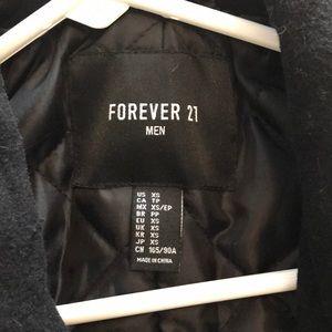 Forever 21 Wool Pea Coat